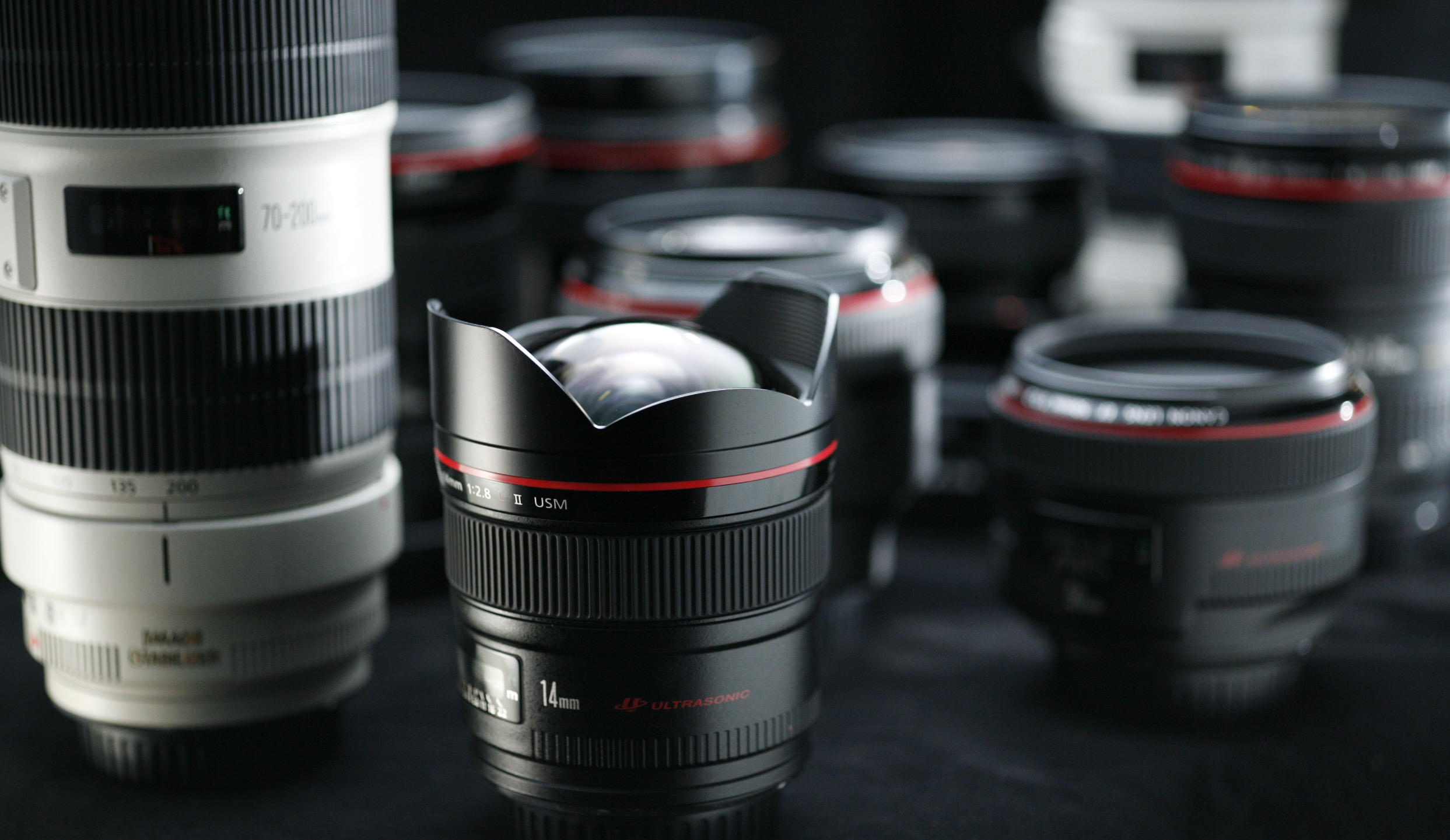 Lenses | A Little Bit of Background for New Photographers