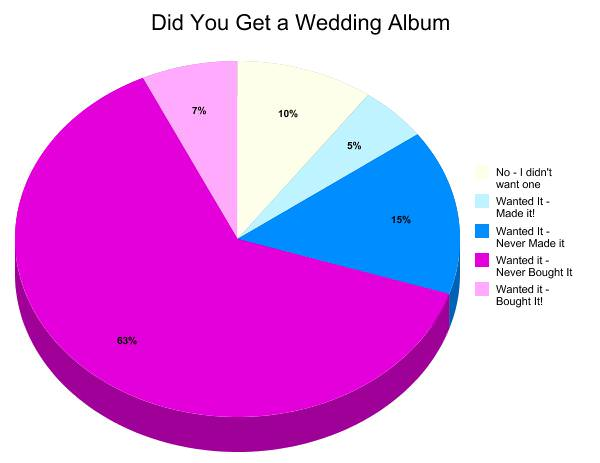 graph2 - Pro Albums vs. Do-It-Yourself | What are Modern Brides Doing with Their Photos?