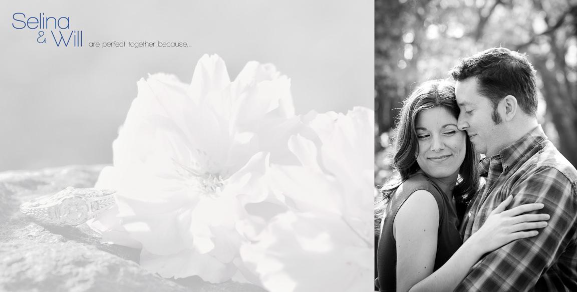 010011 - Selina & Will | Custom Guestbook Album Design