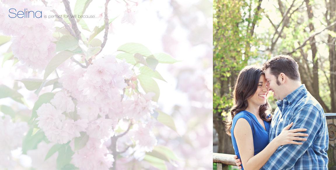 016017 - Selina & Will | Custom Guestbook Album Design