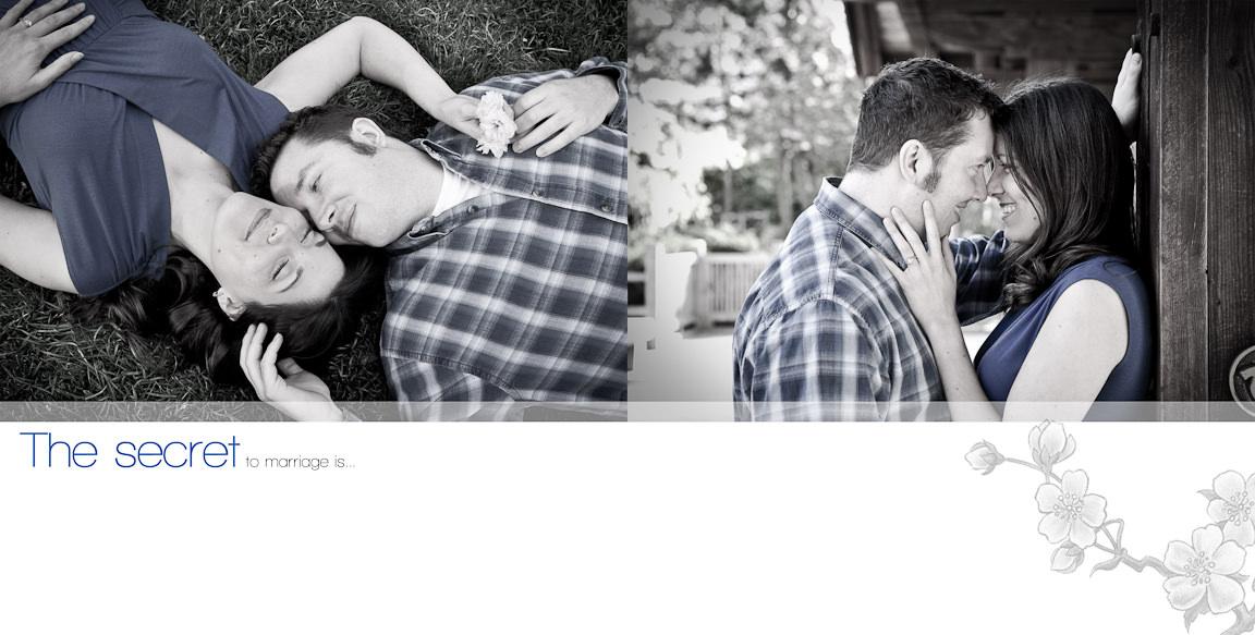 018019 - Selina & Will | Custom Guestbook Album Design