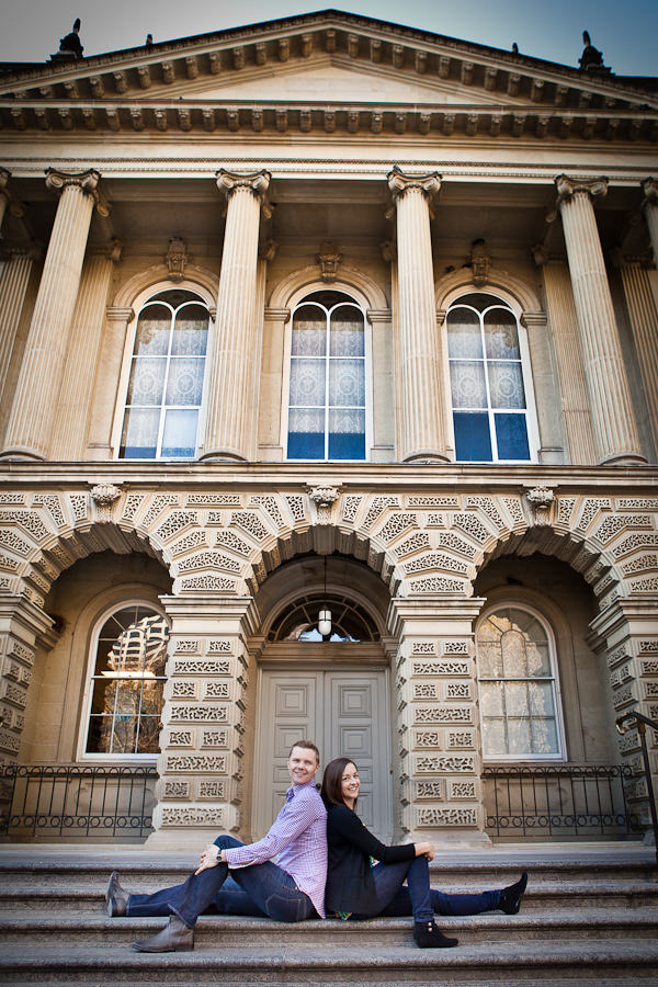 Deb & Ryan | Osgoode Hall Engagement Photography