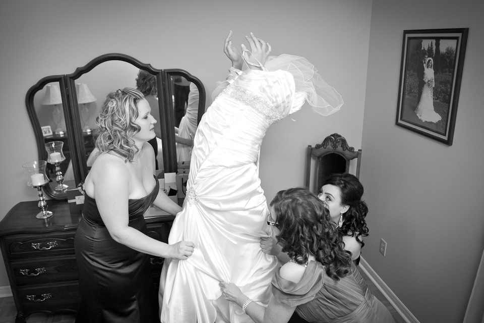 Dealing with Chaos on your Wedding Day | An Open Letter to All Brides