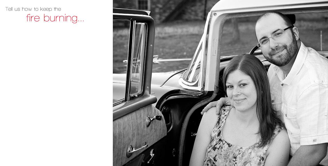 010011 - Brian & Megan | Custom Guestbook Design