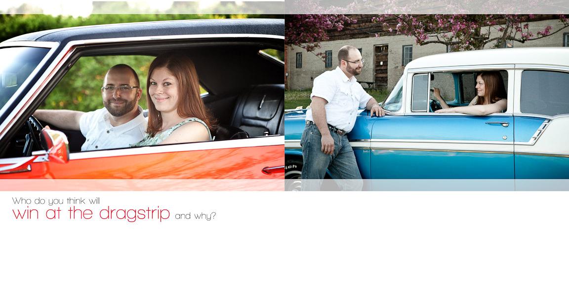 018019 - Brian & Megan | Custom Guestbook Design