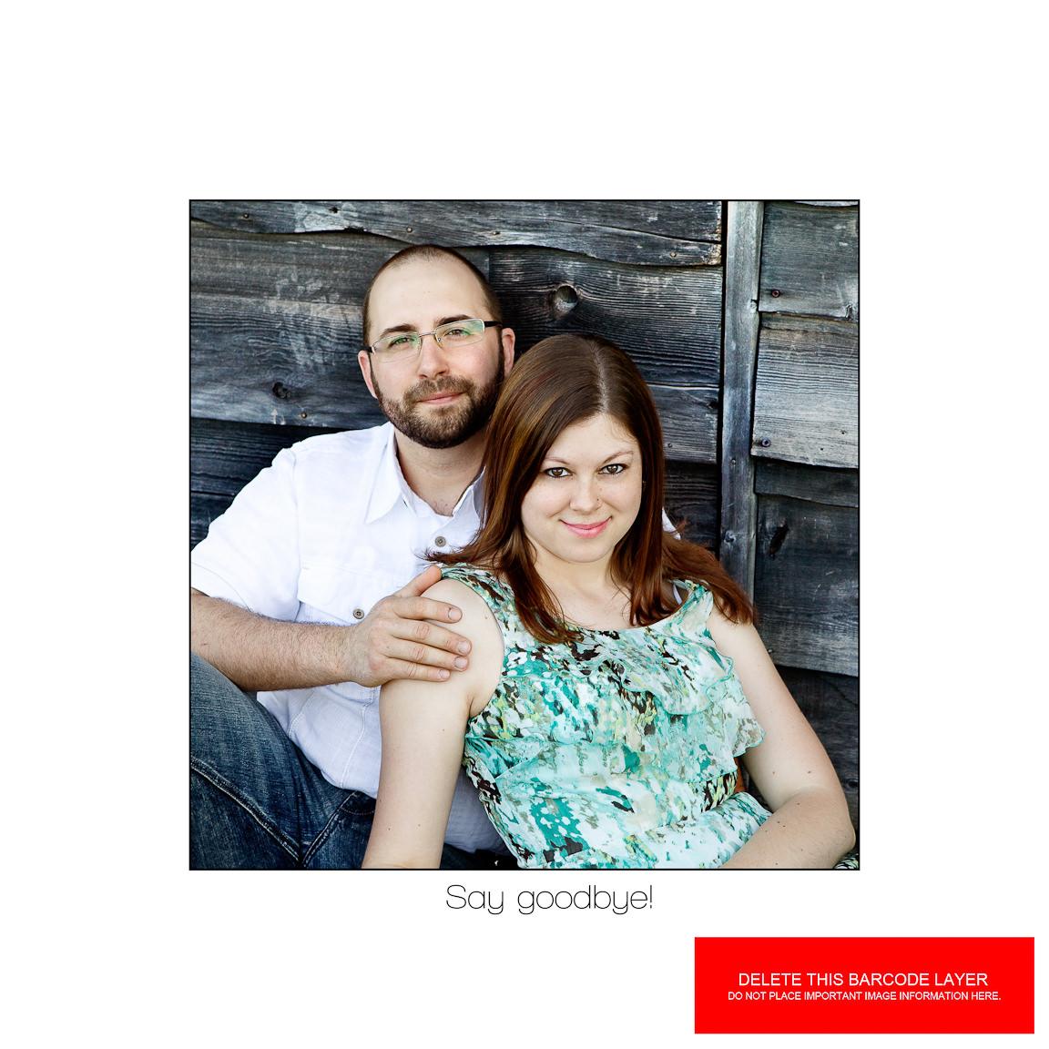020000 - Brian & Megan | Custom Guestbook Design