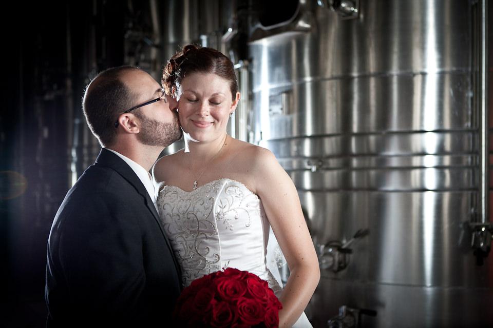 IMG 8913 - Brian & Megan   A Peninsula Ridge Estates Winery Wedding