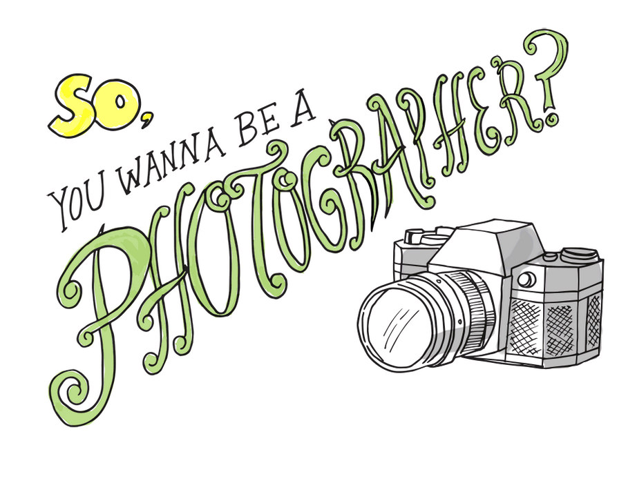 Infographic Review: So you Wanna Be a [Wedding] Photographer