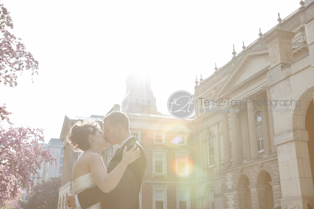 Wedding Photography Myths: Noon Sun is Best for Photos