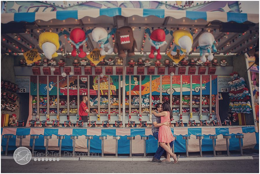 CNE Engagement Shoot: Toronto Wedding Photography