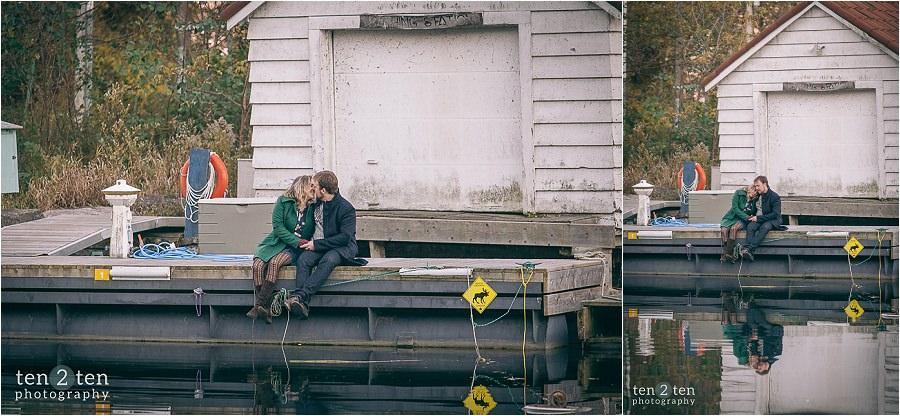 ten2ten photography toronto island engagement 0060 - Toronto Island Engagement Photos: Ashley & Rob