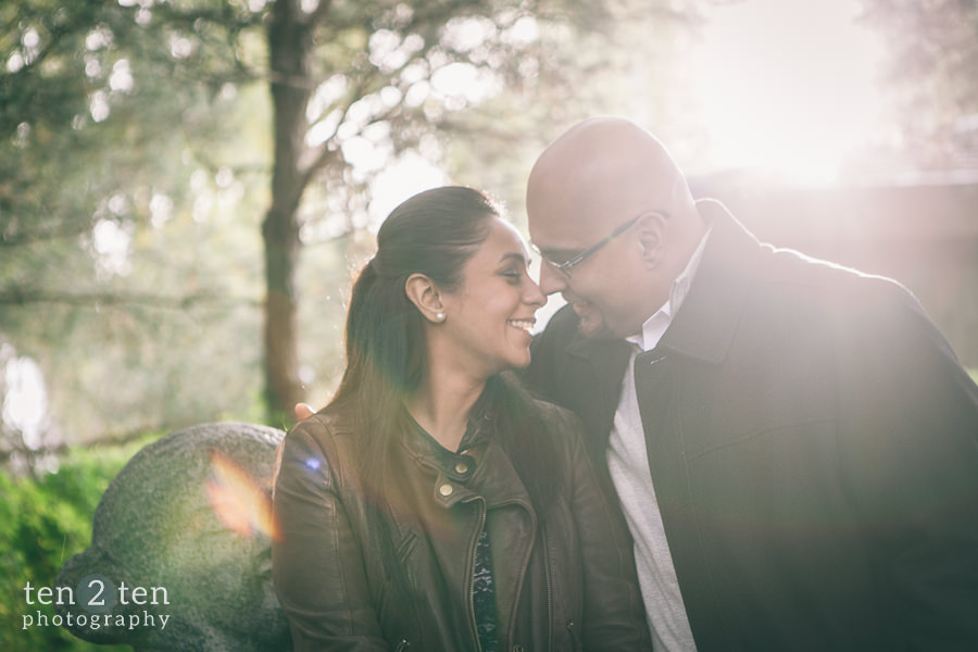 Toronto Wedding Photographer: Kariya Park Engagement Photography