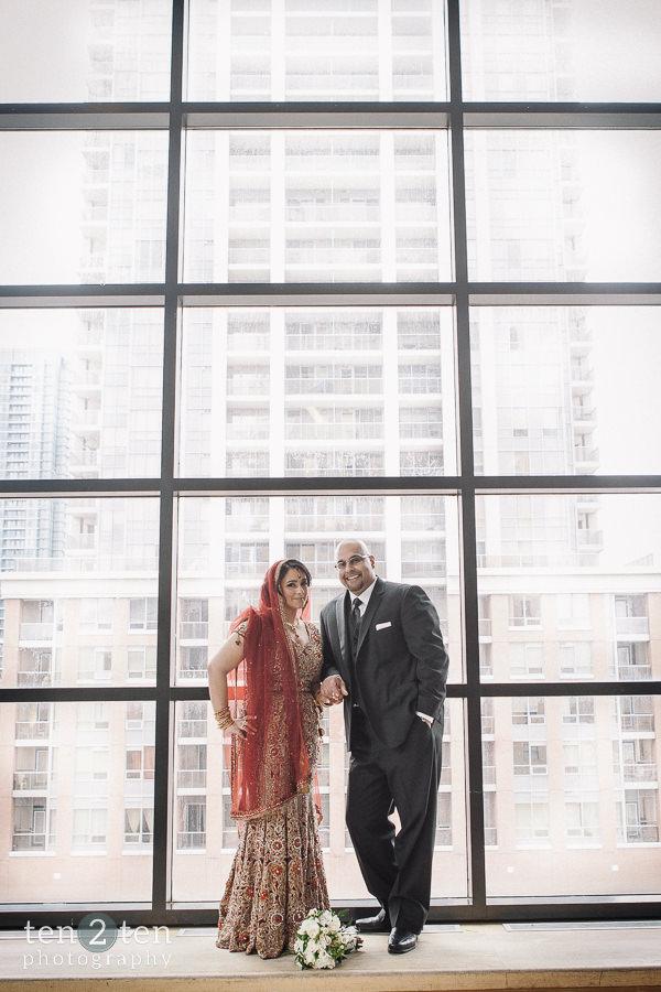 Indoor Photography Locations Toronto Mississauga City Hall Wedding Civic Center