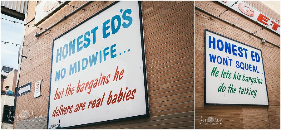 honest ed's, mirvish village, honest ed's closing, famous toronto landmarks, toronto photography locations