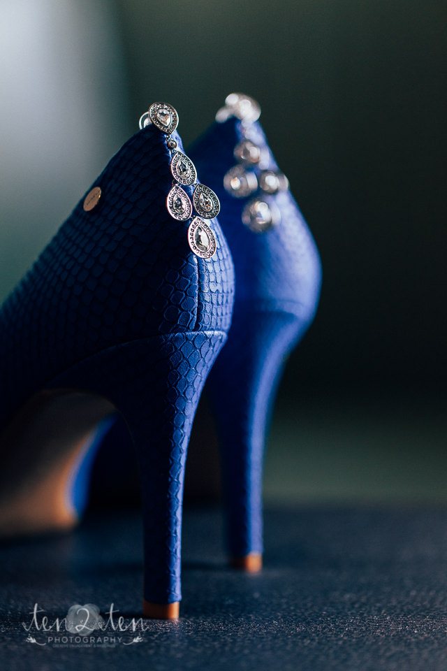 blue shoes, blue bridal shoes, bridal shoes, taboo resort, taboo resort wedding