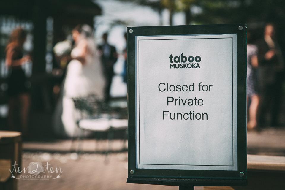 taboo resort wedding photos 263 - Taboo Resort Wedding | Toronto Wedding Photographer