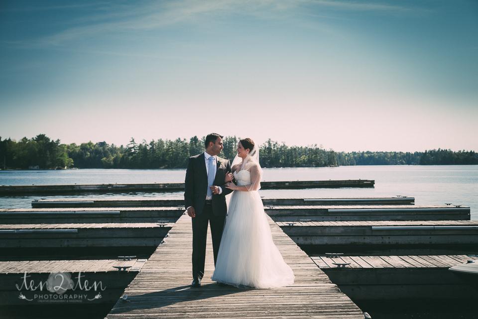 taboo resort wedding photos 275 - Taboo Resort Wedding | Toronto Wedding Photographer