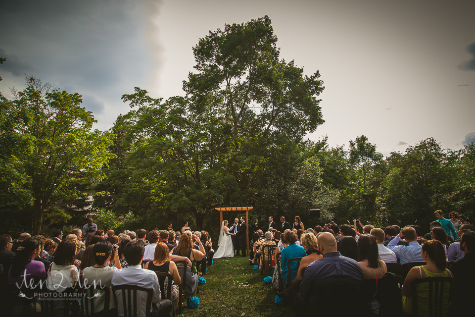 Black Creek Pioneer Village Wedding Photos Outdoor