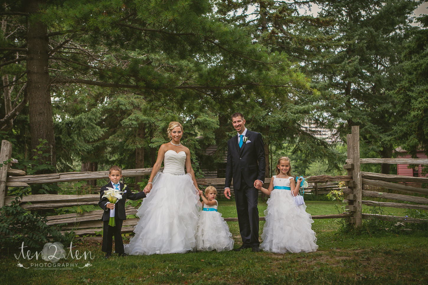 Black Creek Pioneer Village Wedding Photos