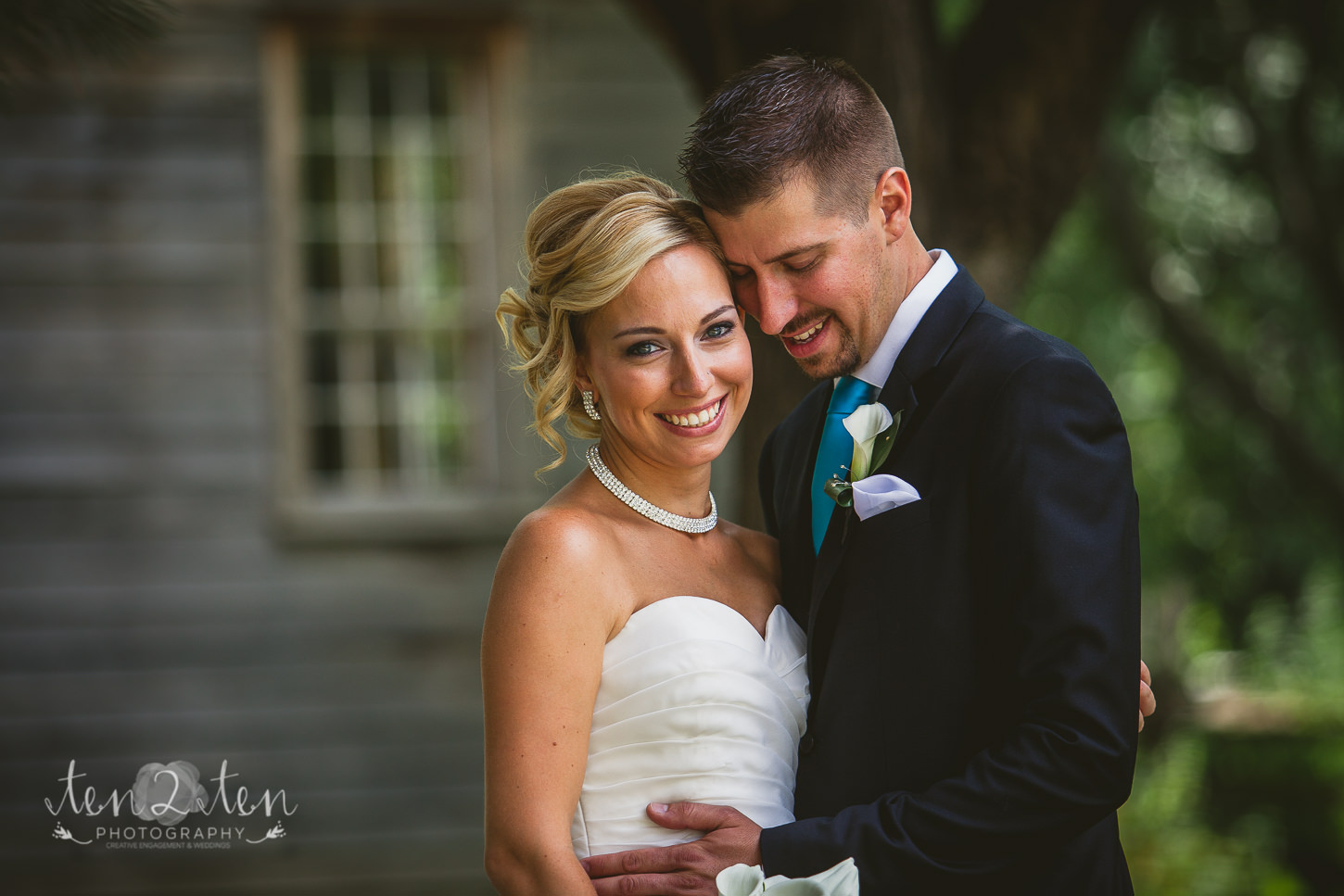 Toronto Wedding Photographer // Black Creek Pioneer Village Wedding