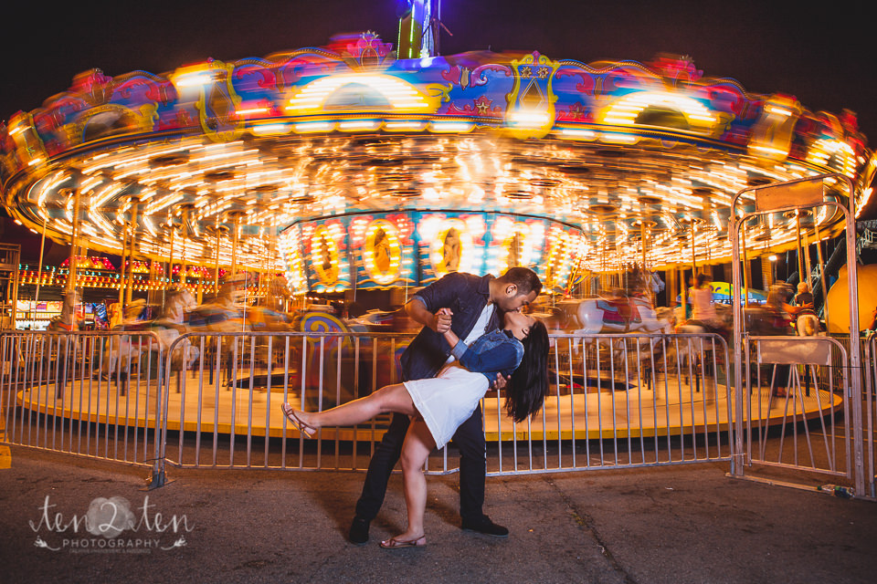 cne engagement photos 133 - CNE Engagement Shoot // Toronto Wedding Photographer
