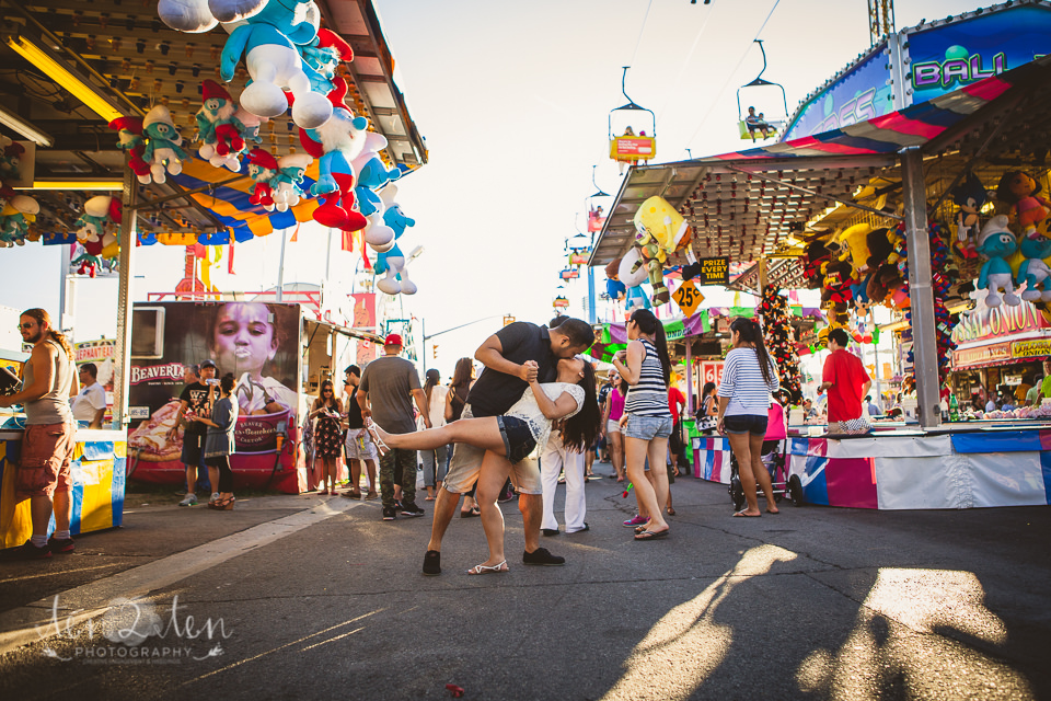 cne engagement photos 18 - CNE Engagement Shoot // Toronto Wedding Photographer