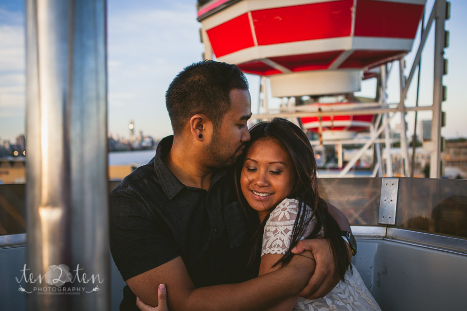 cne engagement photos 93 - CNE Engagement Shoot // Toronto Wedding Photographer