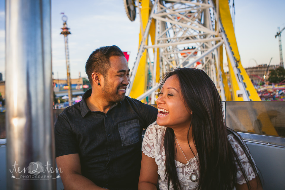 cne engagement photos 95 - CNE Engagement Shoot // Toronto Wedding Photographer