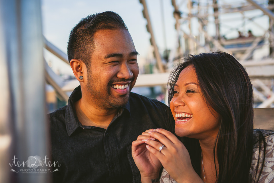 cne engagement photos 97 - CNE Engagement Shoot // Toronto Wedding Photographer