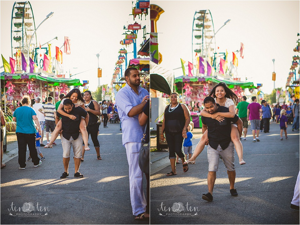 cne engagement photos 0003 - CNE Engagement Shoot // Toronto Wedding Photographer