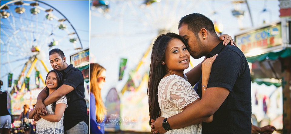 cne engagement photos 0007 - CNE Engagement Shoot // Toronto Wedding Photographer