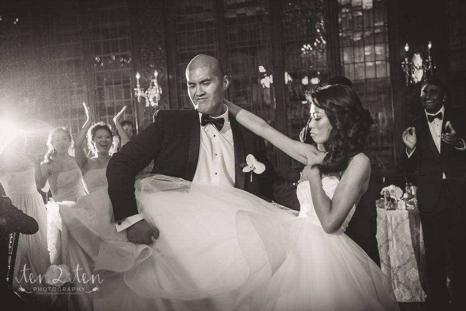 casa loma wedding 599 - Casa Loma Wedding Photos // Lorraine + Dexter