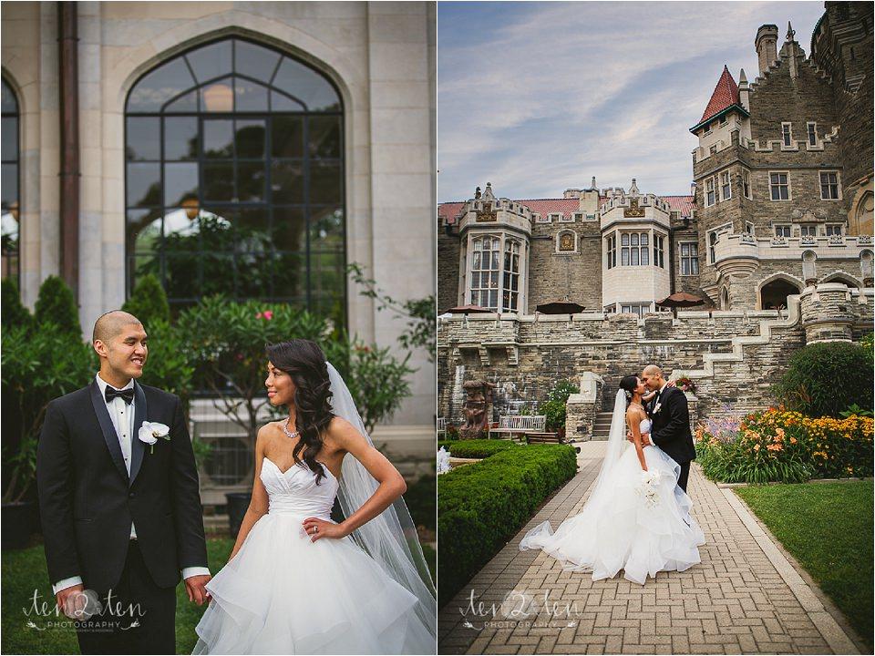 casa loma wedding photos 0012 - Casa Loma Wedding Photos // Lorraine + Dexter