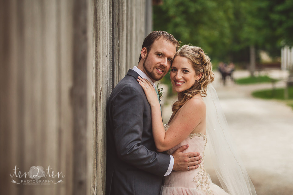 Black Creek Pioneer Village Wedding // Ashley + Rob