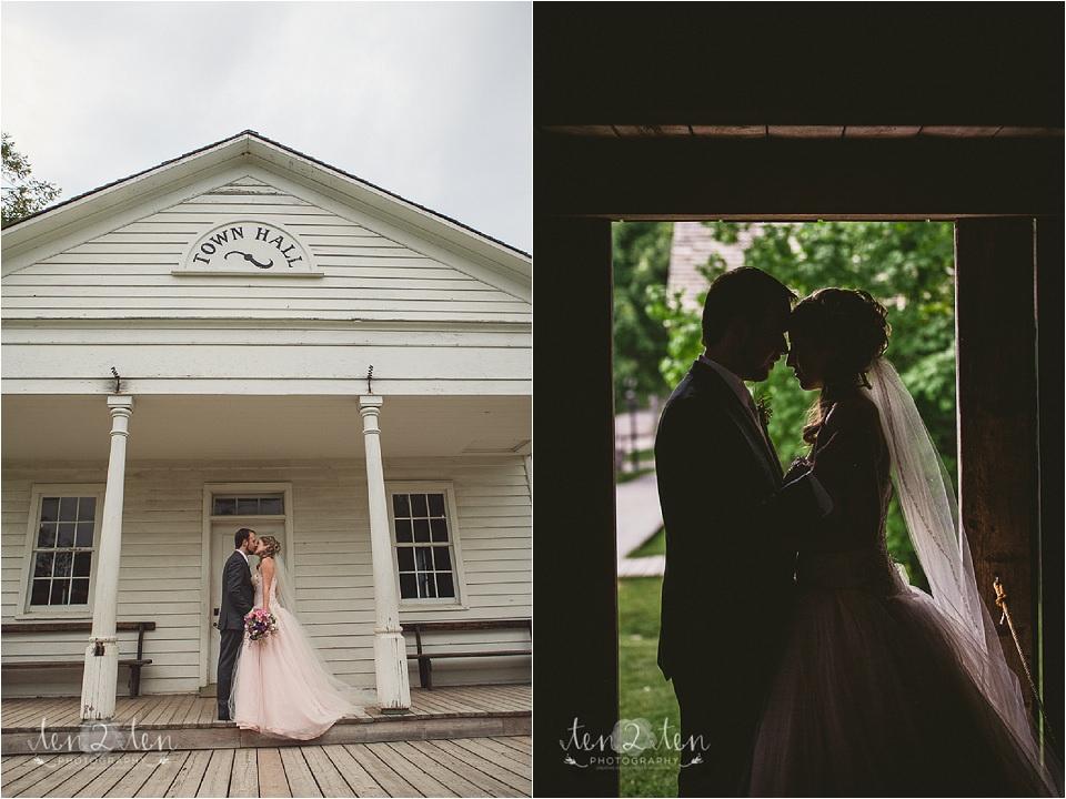 black creek pioneer village wedding photos 0014 - Black Creek Pioneer Village Wedding // Ashley + Rob