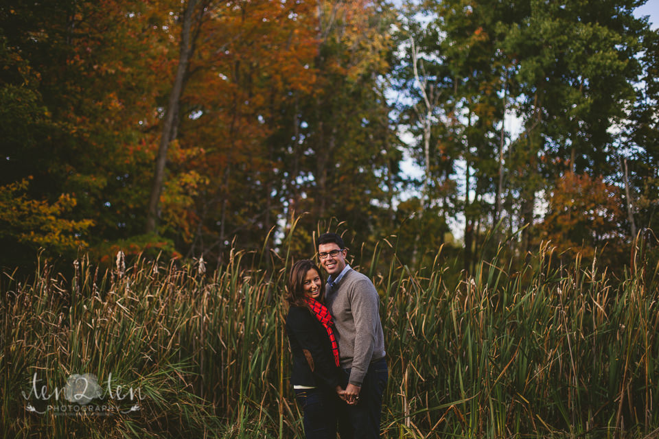 granite golf club engagement 17 - Granite Golf Club Engagement // Toronto Engagement Photography