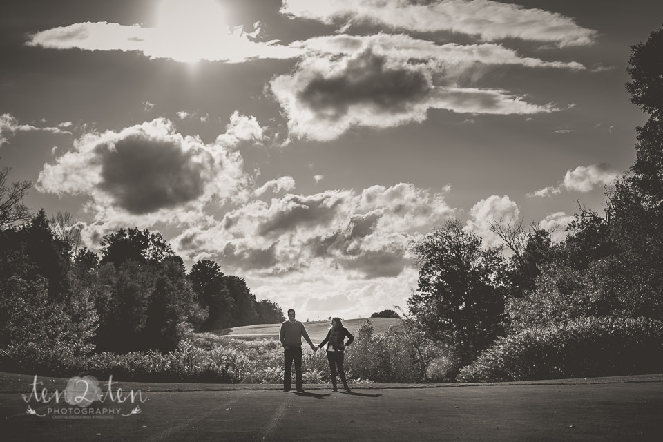 Granite Golf Club Engagement // Toronto Engagement Photography