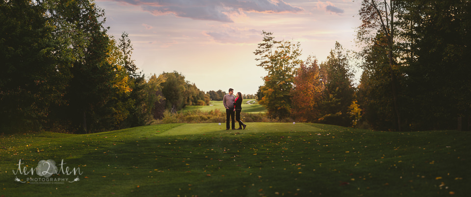 granite golf club engagement 43 - Granite Golf Club Engagement // Toronto Engagement Photography