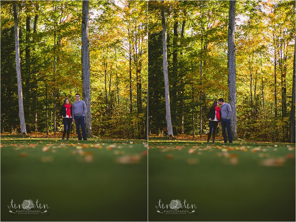granite golf club wedding photos 0013 - Granite Golf Club Engagement // Toronto Engagement Photography