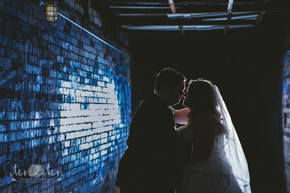 evergreen brickworks wedding, evergreen brickworks wedding photos, wedding photos at toronto brickworks, plus size bride portraits, plus size groom portraits