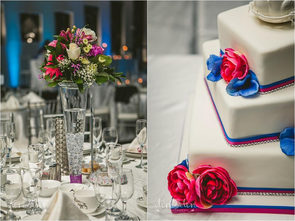 apollo convention center, mississauga convention center wedding, plus size bride wedding, plus size groom wedding