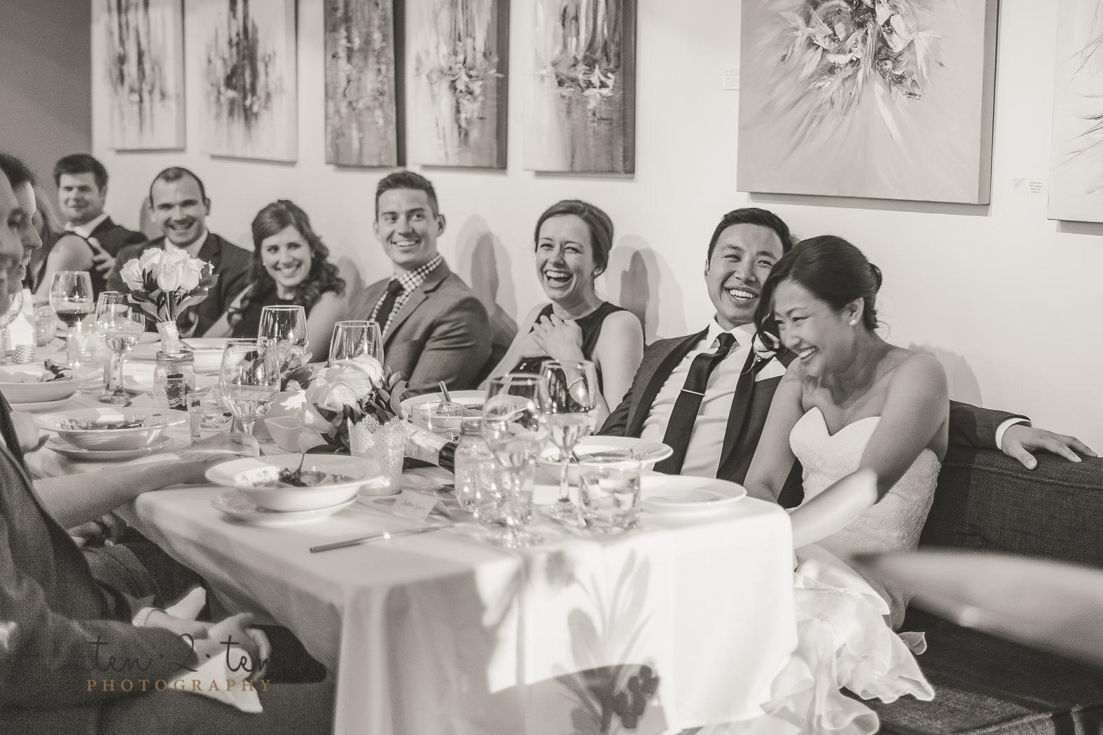 Ocho wedding