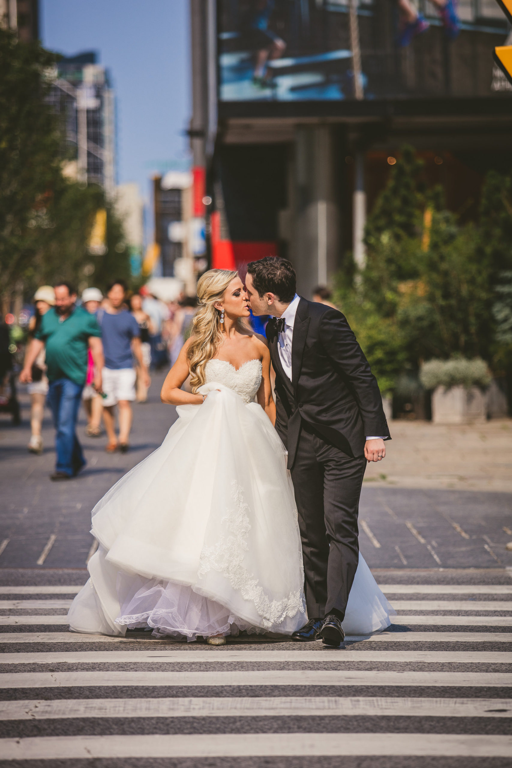 Liberty Grand Wedding Photos