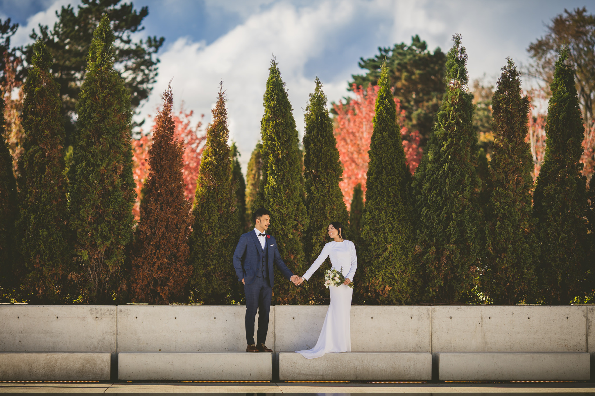Aga Khan Museum Wedding