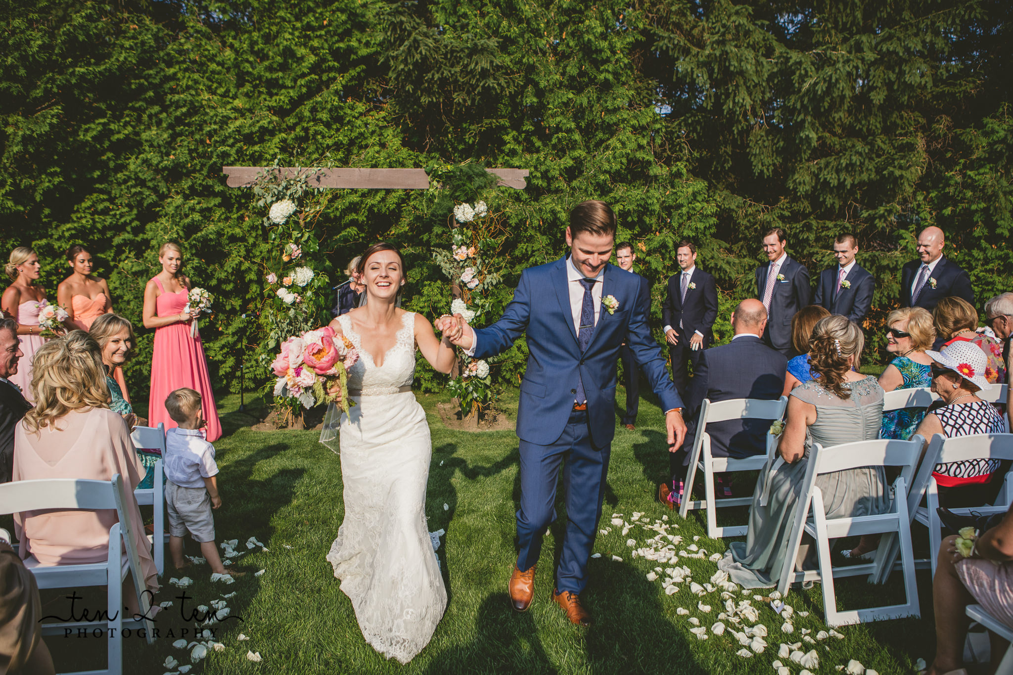 5 Things to Consider before planning an Outdoor Ceremony