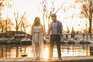 Golden hour  a happy photographer vsco wedding photoshoot canonhellip