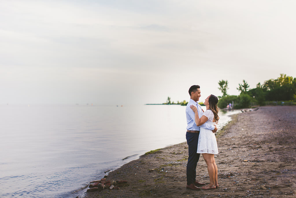 cherry beach engagement, cherry beach photos, cherry beach engagement photos, cherry beach engagement session, toronto waterfront engagement
