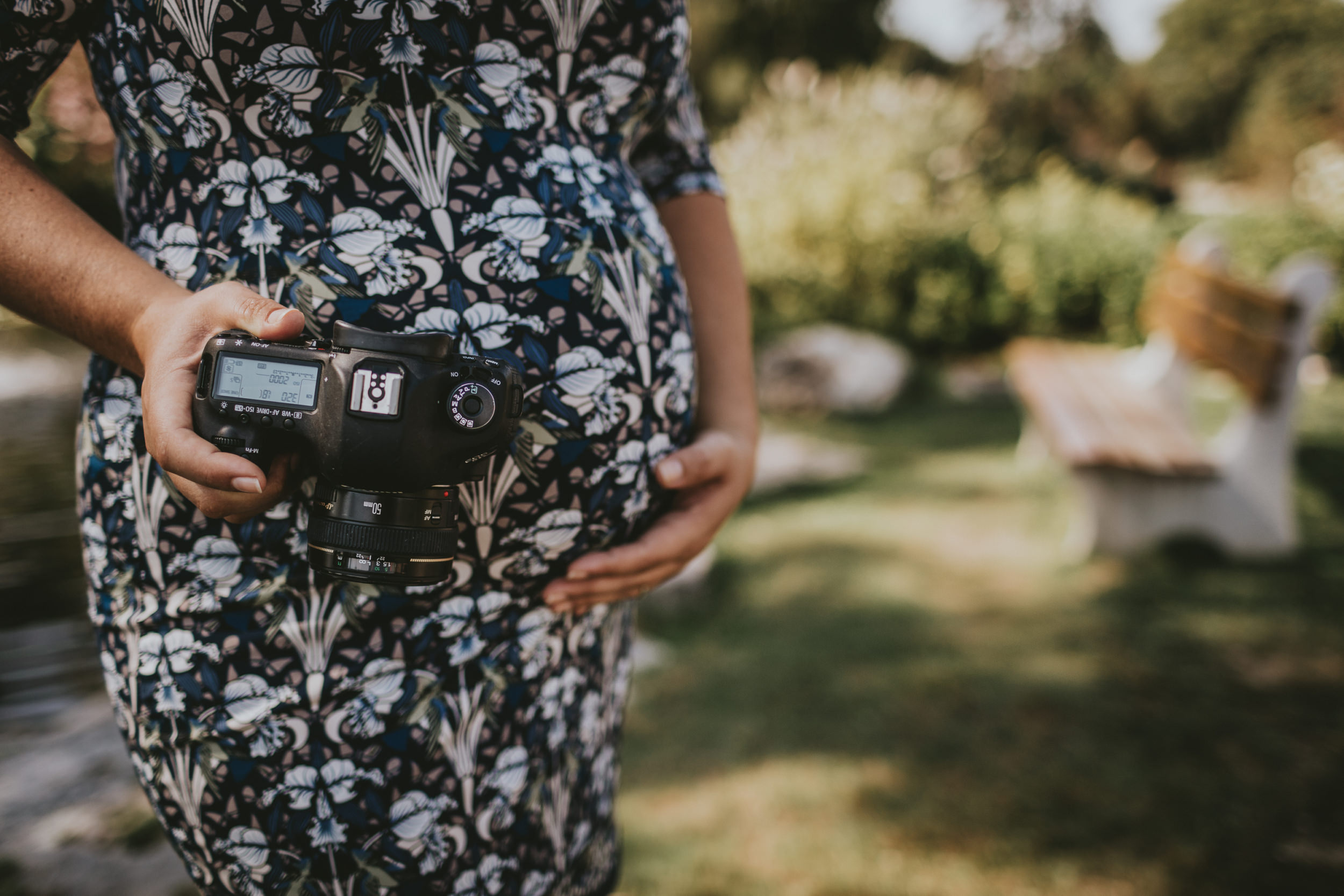 Shooting Weddings in the Third Trimester
