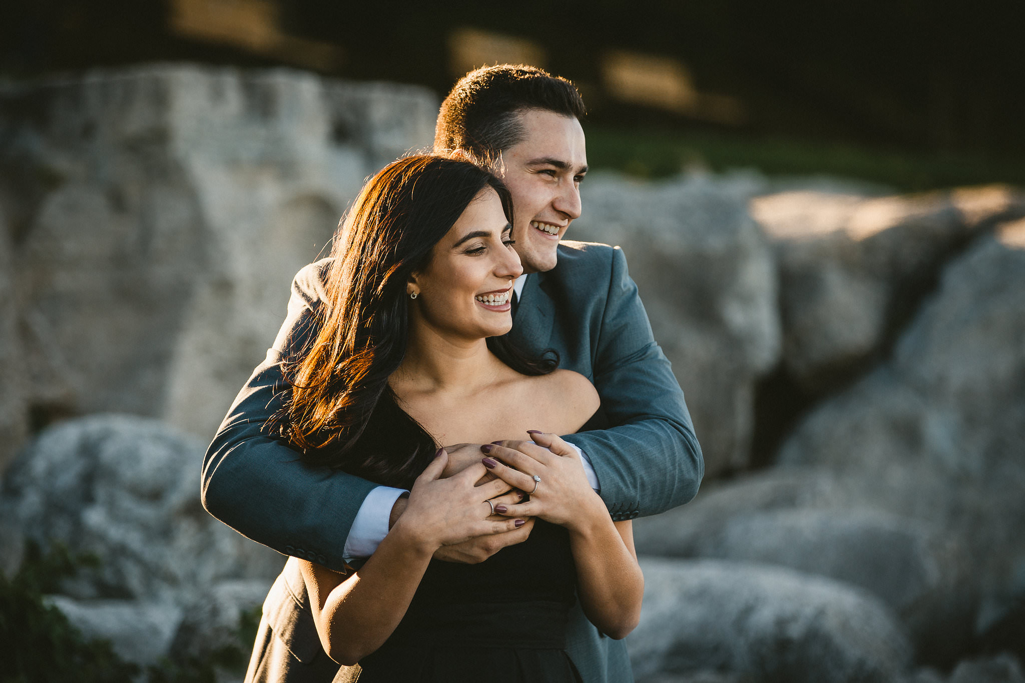 Rebecca Michael Niagara On The Lake engagement photos 40 - Kitchener Wedding Photographer