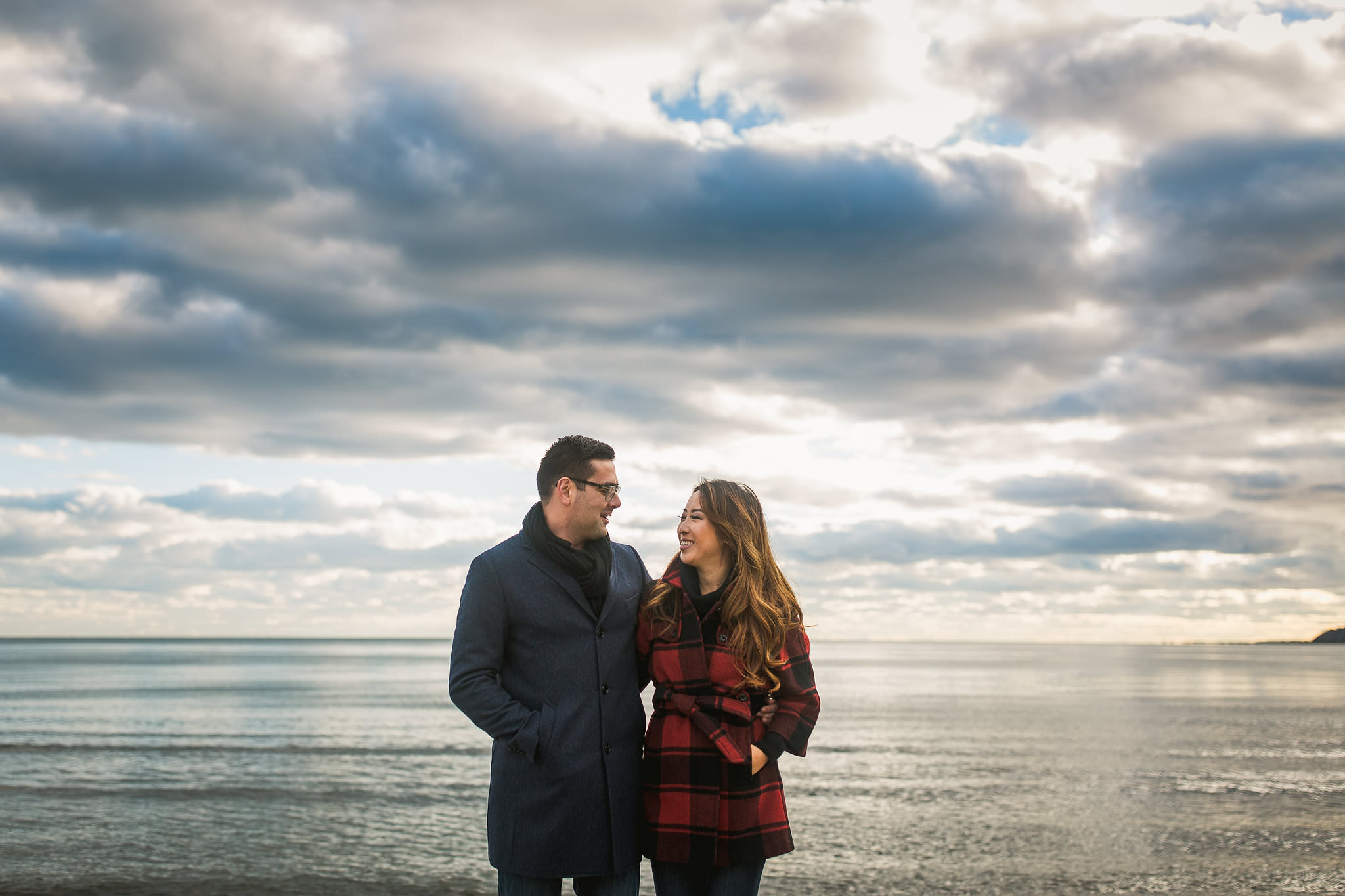 scarborough bluffs engagement photos, scarborough bluffs engagement, the bluffs engagement, engagement photo locations in scarborough